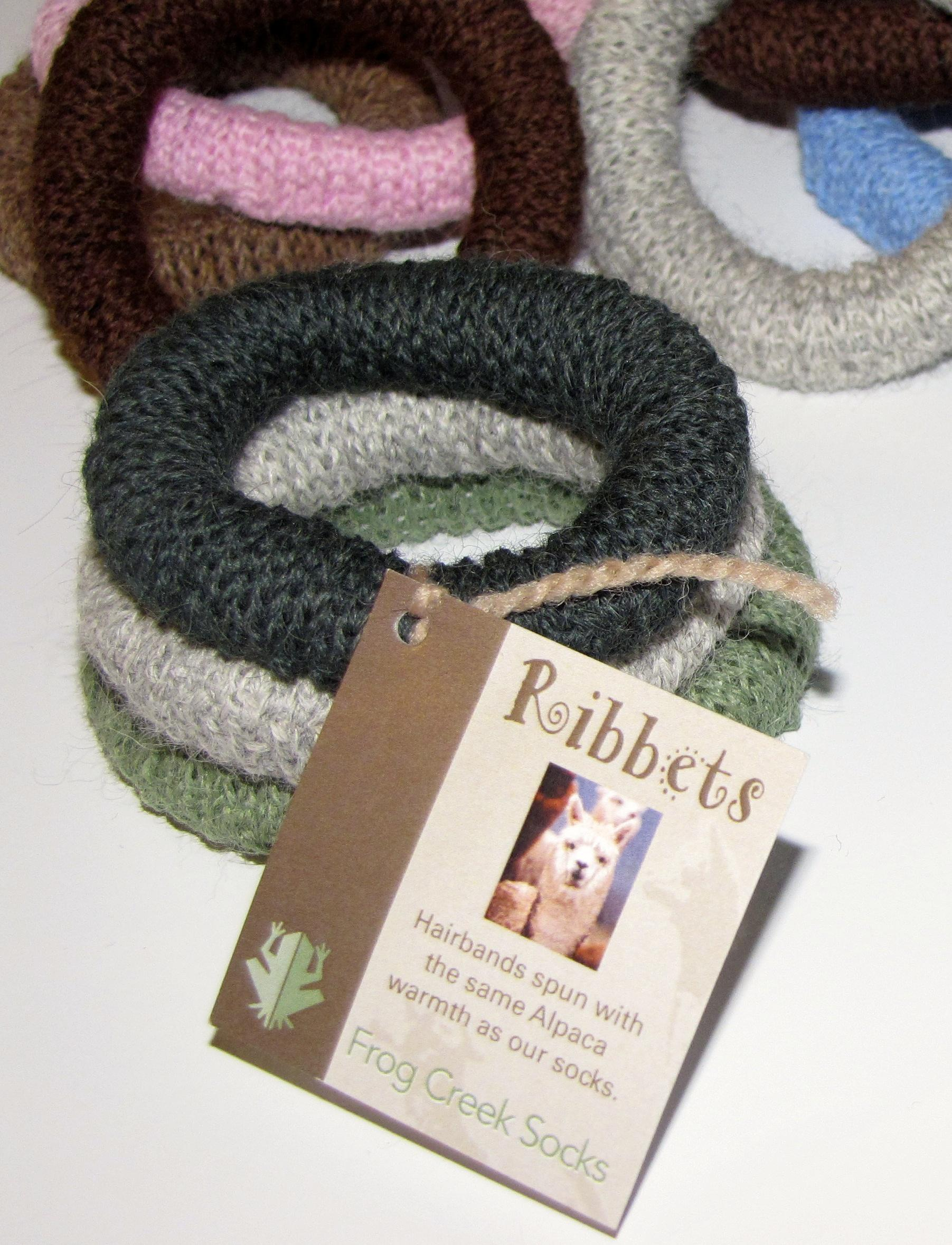 Ribbets (Hairbands)